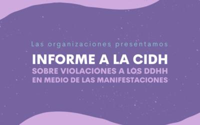 COMUNICADO: Organizaciones de derechos de las mujeres y de personas LGBTIQ presentan informe a la CIDH